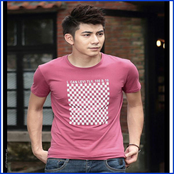 Famous brand name round neck t shirts for men wholesale tirupur t shirts manufacturers china