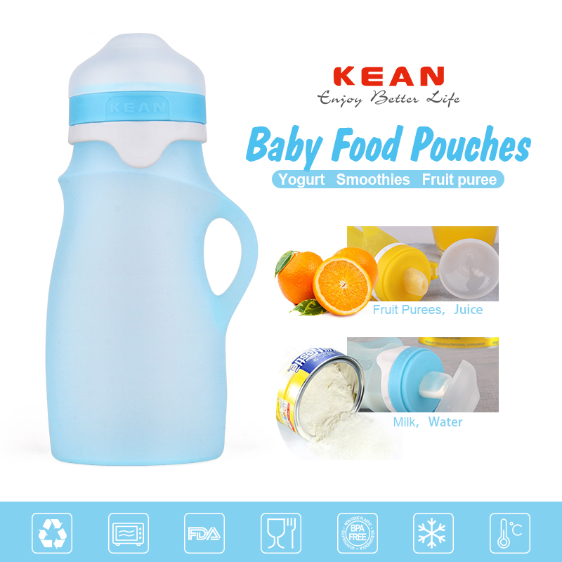 Baby Feeding Bottle 100% Food Grade Silicone Teat Manufacturer China