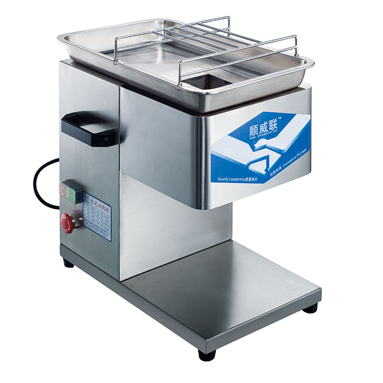Factory made strictly checked industrial meat slicer cutter automatic