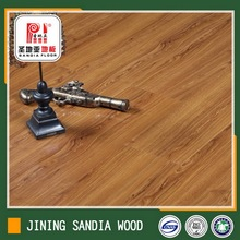 low price hot sale embossed laminate flooring