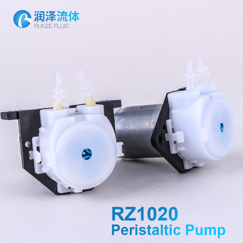 media dispensers low pressure 12v peristaltic pump