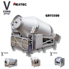 marinating vacuum factory machinery for production meat