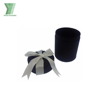 Customized design packaging paper gift box cardboard cylinder