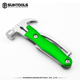 Wholesale Good Quality Foldable multi-function Claw hammer