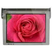 "17"" Roof Fixing TFT Bus/Car LCD TV Advertising Products"