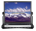 "1024x768 15"" Professional Broadcast LCD Monitor with 3G-SDI,HD,DVI,YPbPr,Video ,Audio Input"
