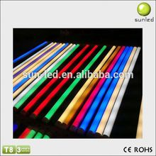 Hot Selling cheap hot sale red led tube animal x tubetubetube