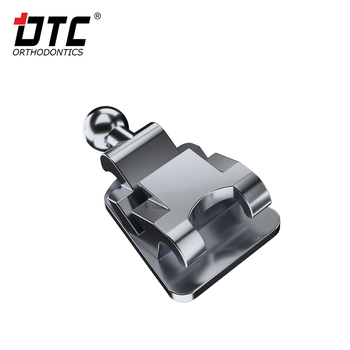 DTC Dental Lingual Orthodontic Bracket