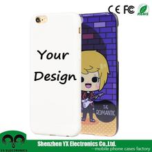 small MOQ custom design your own silicone phone case for iphone 5 6 6 plus