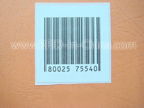 Hot Sale RFID Barcode Printing Label Sticker for Supermarket