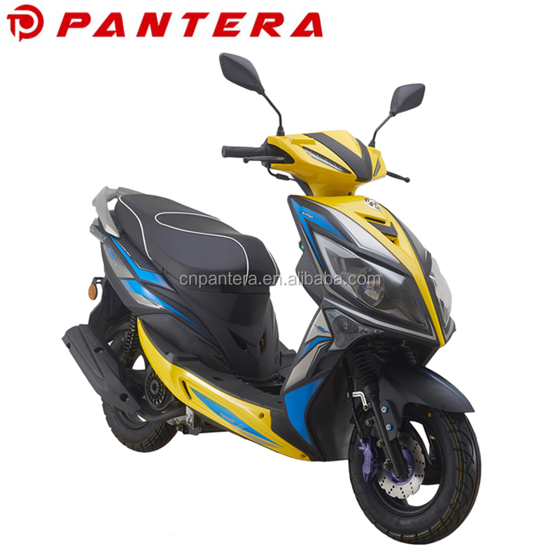 Cheap Popular 125cc Mini Scooter Super Power Motorcycle 150cc Price