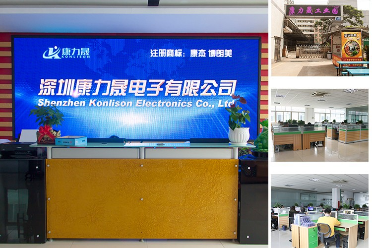 Full color electronic led display banner P2.571mm for commercial advertisement