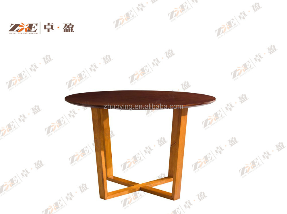 Malaysia rubber wood furniture wooden centre table designs for Table design latex