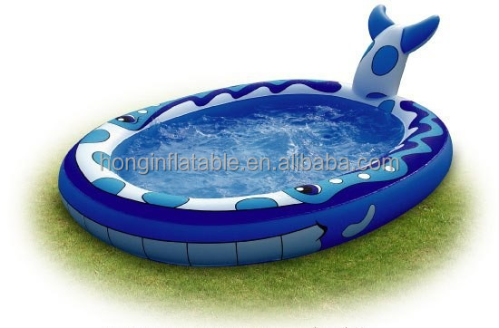 Happ and funny new design inflatable pool