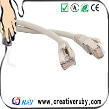 Factory Offer FTP CAT6 patch cord Jumper Line