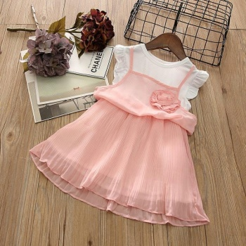bfc5da4c6 new fashion cute baby clothes little girls dresses baby girl casual dress