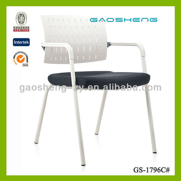 Gaosheng Office Furniture Office Swivel Chairs No Wheels GS-1796C Office Desk Chair