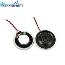 0.5w small loudspeaker 2ohm 4ohm Audio Oval Speaker used for headphone