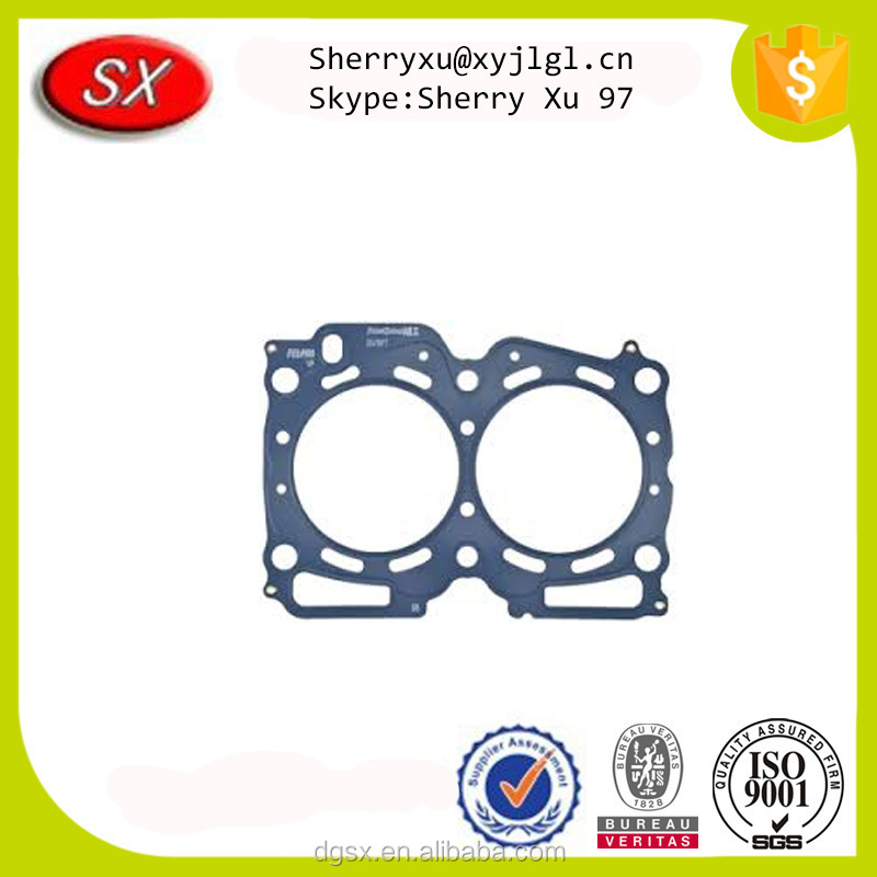 ISO Passed China factory custom precision aluminum car flat washer gasket