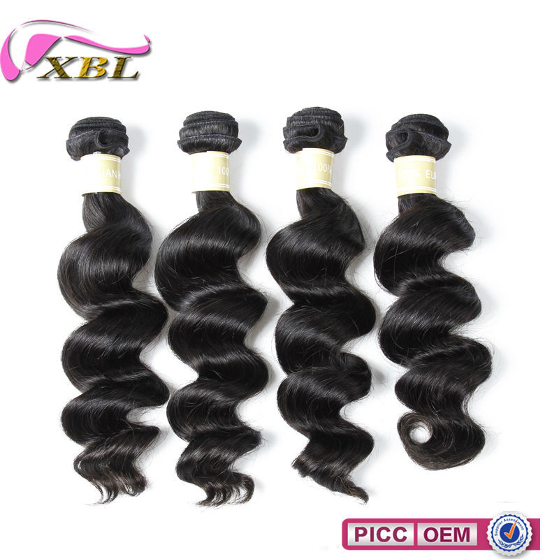 2015 100% Virgin Human Raw Unprocesse Cheap Russian Hair Extensions