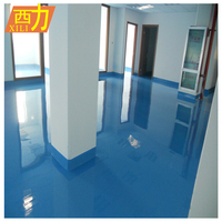Excellent Floor Coating Modified Epoxy Acid Base Resistant Paint