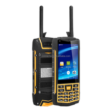 Cheap In Stock Original Unlocked Keyboard Rugged Feature Phone Zello Android Mobile Phone with Walkie Talkie