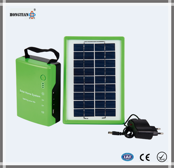 mini solar power system solar home lighting system 6v solar home kit for indoor and outdoor use household emergency device