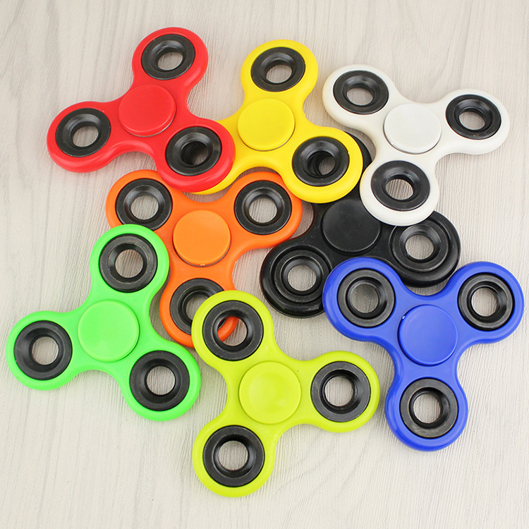 High quality pink hexagonal spinner ball bearing spinner