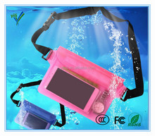 wholesale eco-friendly waterproof material cell phone bag