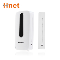 Wireless router 3g mobile hotspot router with RJ45 3000mAh power bank