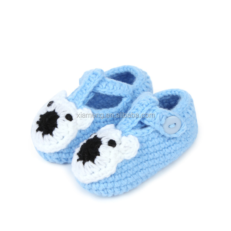 Baby Knitting Shoes Products : Oem custom handmade free knitting pattern baby shoes buy