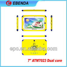 "New Gadget 2013 Cheap 7"" ATM7023 Android Child Tablet PC"