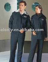 Work uniform for men,winter working clothes,office uniform for women
