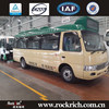 Dongfeng Mini Bus Diesel-electric Hybrid Coach Bus For Sale