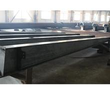 200000 Square meters production base steel structure welded h beam