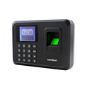 High quality multilanguage 2.4inch HD LCD screen fingerprint time attendance system with free SDK