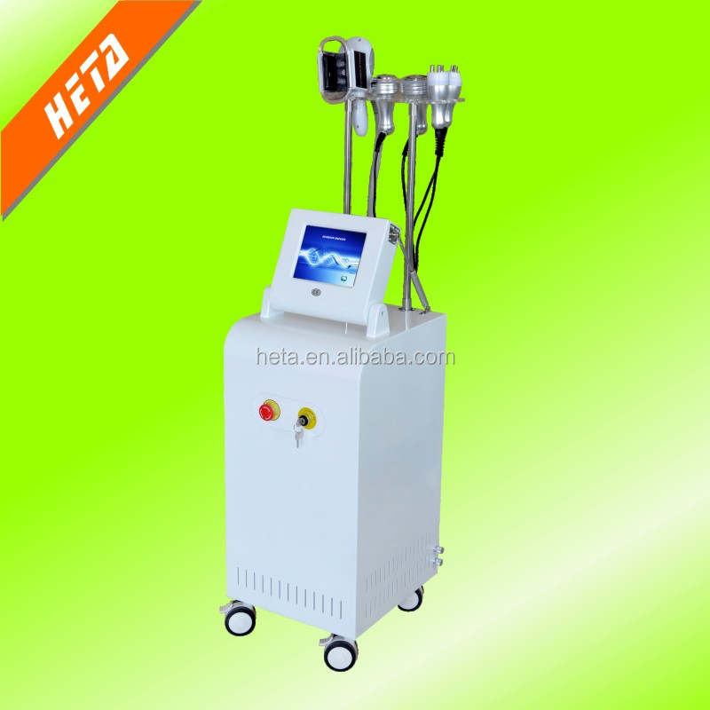 radio frequency RF fat cavitation cryotherapy laser slimming equipment