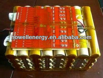48v 30Ah lifepo4 battery pack /E-bike battery