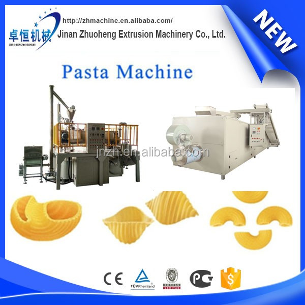 2016 Good Price Fully Automatic Macaroni Pasta Making Machine/pasta Production Line