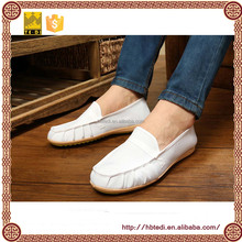 thick sole man casual shoes latest design men flat shoes
