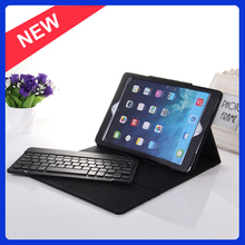 New arrival bluetooth keyboard case for iPad Air ,for ipad air keyboard case