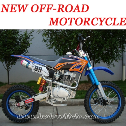 200cc off road motocicleta