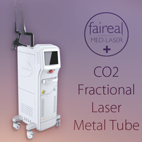 2015 CO2 Fractional Laser RF Tube Scar removal skin resurfacing co2 laser tube 400w