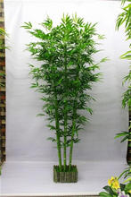 Wholesale cheap artificial plants/artificial bamboo YZA7-2070