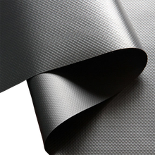 High tensile antistatic polyester fabric flame retardant air duct material for mine and tunnel ventilation