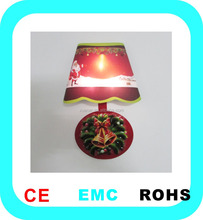 eco-friendly Xmas wholsale led lamp stickers
