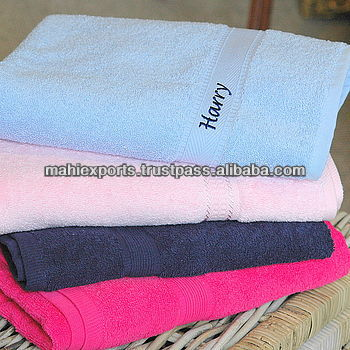 PURE COTTON TERRY, 100% COTTON TERRY STOCK OF BATH TOWELS