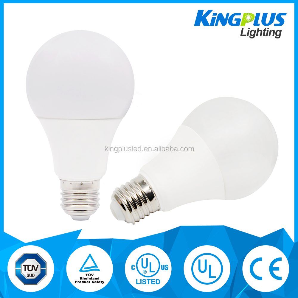 Best seller led bulb A60 E27 7w Plastic Led Bulb Light light