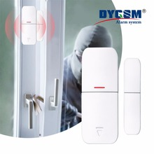 Home Automation Gsm 433Mhz Wireless Door Contact Sensor