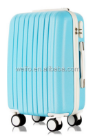ABS TROLLEY LUGGAGE SCHOOL BAG FOR WOMEN